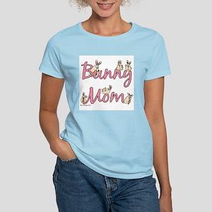 Bunny Mom Ash Grey T-Shirt