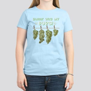 hanginwithmybudsblack T-Shirt