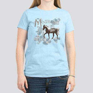Rocky Mountain Majesty Women's Light T-Shirt