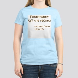 Retired Women's Light T-Shirt