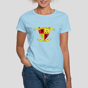 3rd Battalion 5th Marines Women's Light T-Shirt
