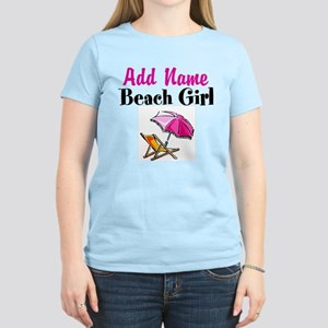 BEACH GIRL Women's Light T-Shirt