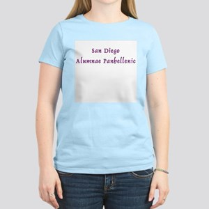 SDAP Women's Pink T-Shirt