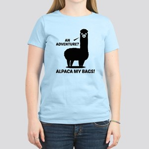 Alpaca My Bags Women's Light T-Shirt