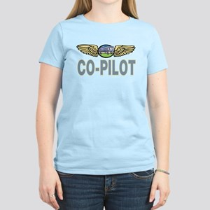 RV Co-Pilot Women's Light T-Shirt