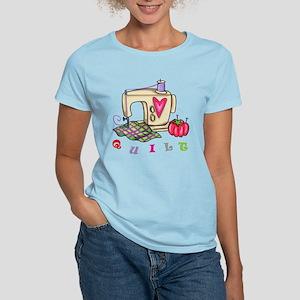 Quilt Women's Light T-Shirt