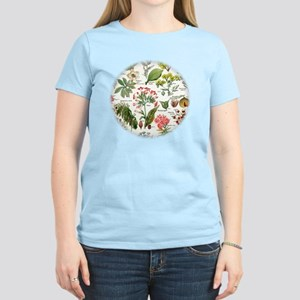 Botanical Illustrations - La Women's Light T-Shirt