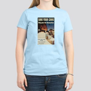 Recycle WWII Women's Light T-Shirt