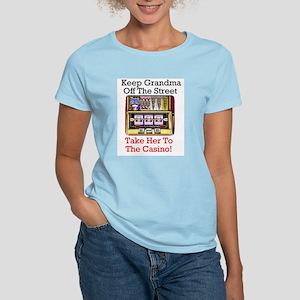 Keep grandma off the Street - Casino Tshirt
