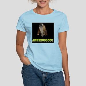 Arrrooooo! Women's Light T-Shirt