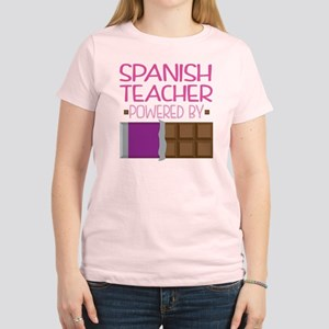 Spanish Teacher Women's Light T-Shirt