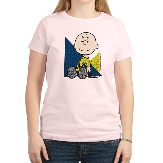 Charlie Brown Sitting