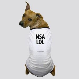 NSA LOL Dog T-Shirt