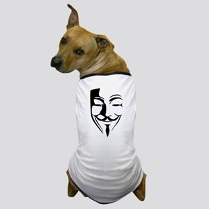 Guy Fawkes Dog T-Shirt