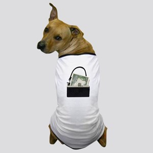 Purse With Big Bucks Dog T-Shirt