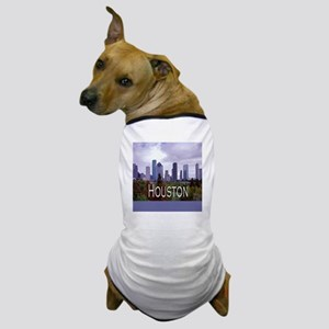 Houston 2 Dog T-Shirt