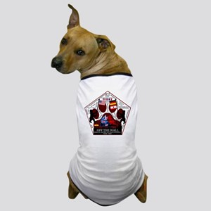 Rough Draft Patch16 Dog T-Shirt