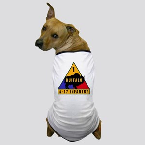 1AD_4-17_INFANTRY II Dog T-Shirt