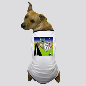 7603_quartet_cartoon Dog T-Shirt