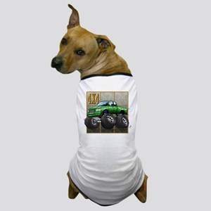 Tundra_Green Dog T-Shirt