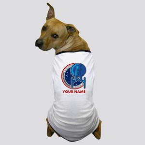 Personalized Star Trek Enterprise Emblem Dog T-Shi