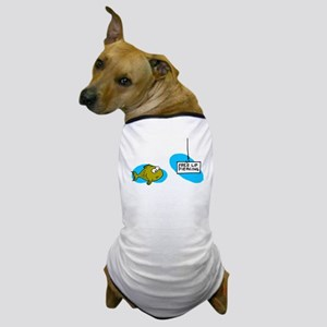 Lip Piercing Dog T-Shirt