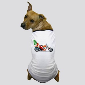 Have a Harley Christmas Dog T-Shirt