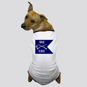 CSC 6/502nd Dog T-Shirt