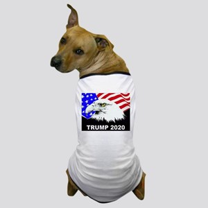 Trump 2020 American Eagle Dog T-Shirt