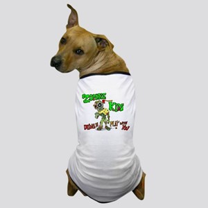 Zombie kids Dog T-Shirt