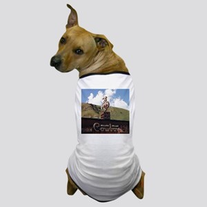 Million Dollar Cowboy Bar Dog T-Shirt