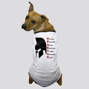 Spartan helmet Dog T-Shirt