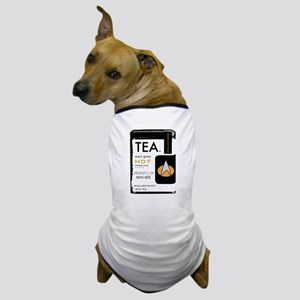 Earl Grey Personalized Dog T-Shirt