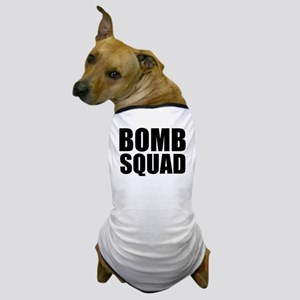 Bomb Squad Dog T-Shirt