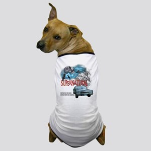 SUPERNATURAL 1967 chevrolet i Dog T-Shirt