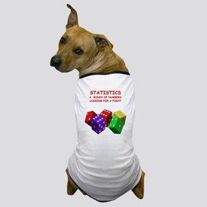 statistics joke Dog T-Shirt
