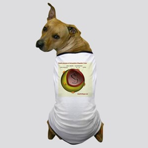 Putative HCV particle structure Dog T-Shirt