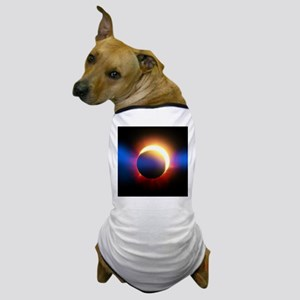Solar Eclipse Dog T-Shirt