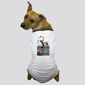 paint_the_town_red Dog T-Shirt