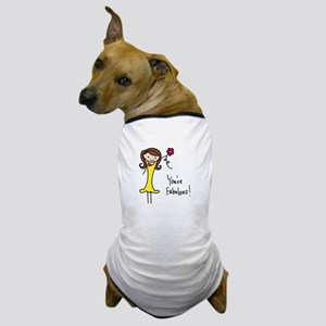 Fabulous Flo Dog T-Shirt