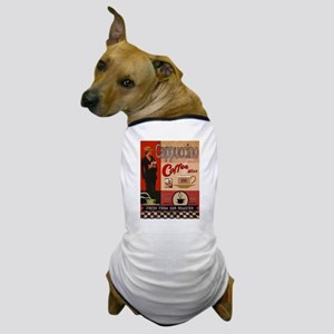 Vintage poster - Cappuccino Dog T-Shirt