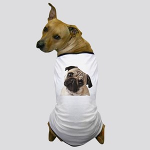 Pug Oil Painting Face Dog T-Shirt