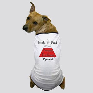 Polish Food Pyramid Dog T-Shirt