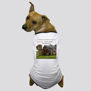 God Made a Farmer Dog T-Shirt