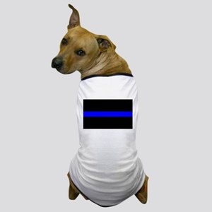 The Thin Blue Line Dog T-Shirt