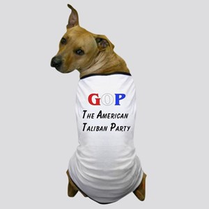 GOP American Taliban Dog T-Shirt