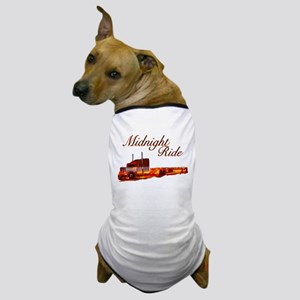 Midnight Ride Dog T-Shirt