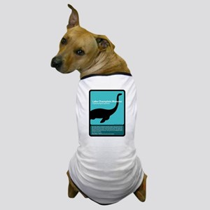 Lake Champlain Monster Dog T-Shirt