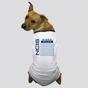 NCIS Gibbs Rules Dog T-Shirt