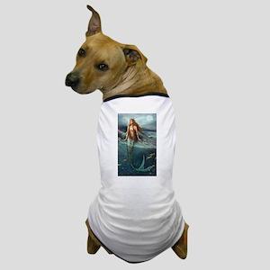 Mermaid of Coral Sea Dog T-Shirt